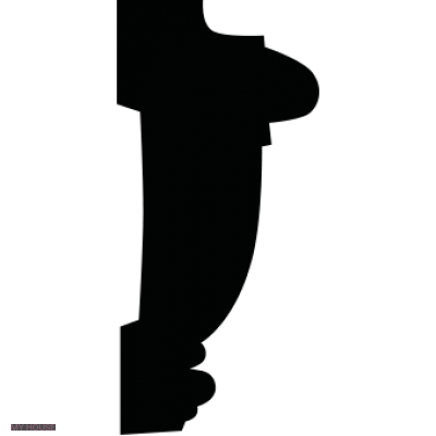 Лепнина молдинги 1.51.330.f производства ЕВРОПЛАСТ