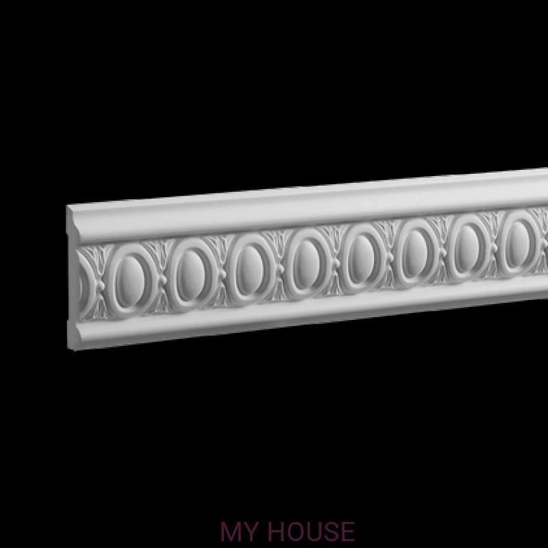 Лепнина молдинги 1.51.335.f производства ЕВРОПЛАСТ