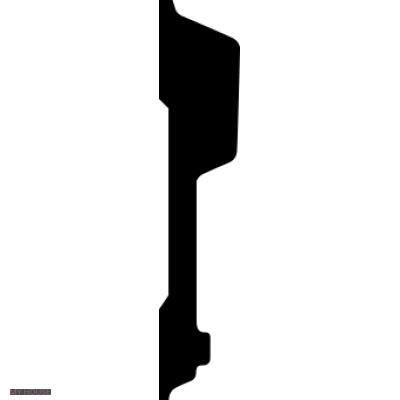 Лепнина молдинги 1.51.344.f производства ЕВРОПЛАСТ