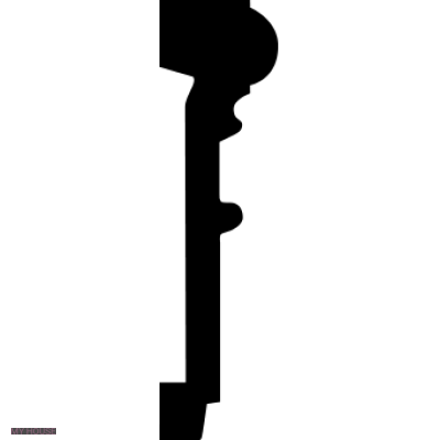 Лепнина молдинги 1.51.350.f производства ЕВРОПЛАСТ