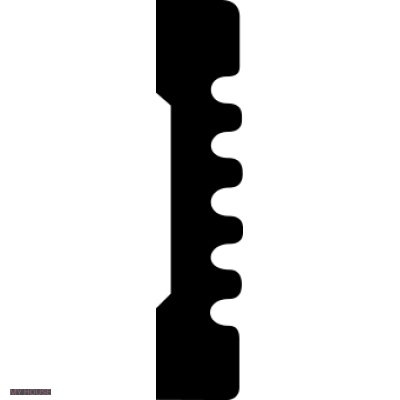 Лепнина молдинги 1.51.370.f производства ЕВРОПЛАСТ