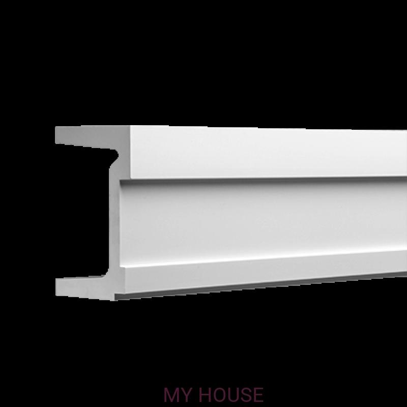 Лепнина молдинги 1-51-602 производства ЕВРОПЛАСТ