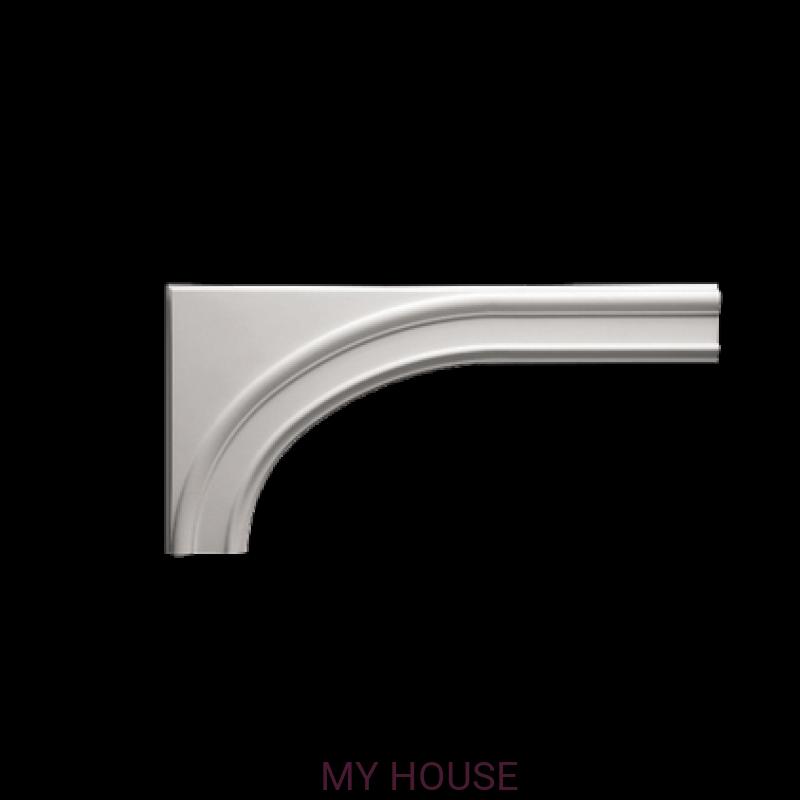 Лепнина обрамление арок 1.55.001 производства ЕВРОПЛАСТ