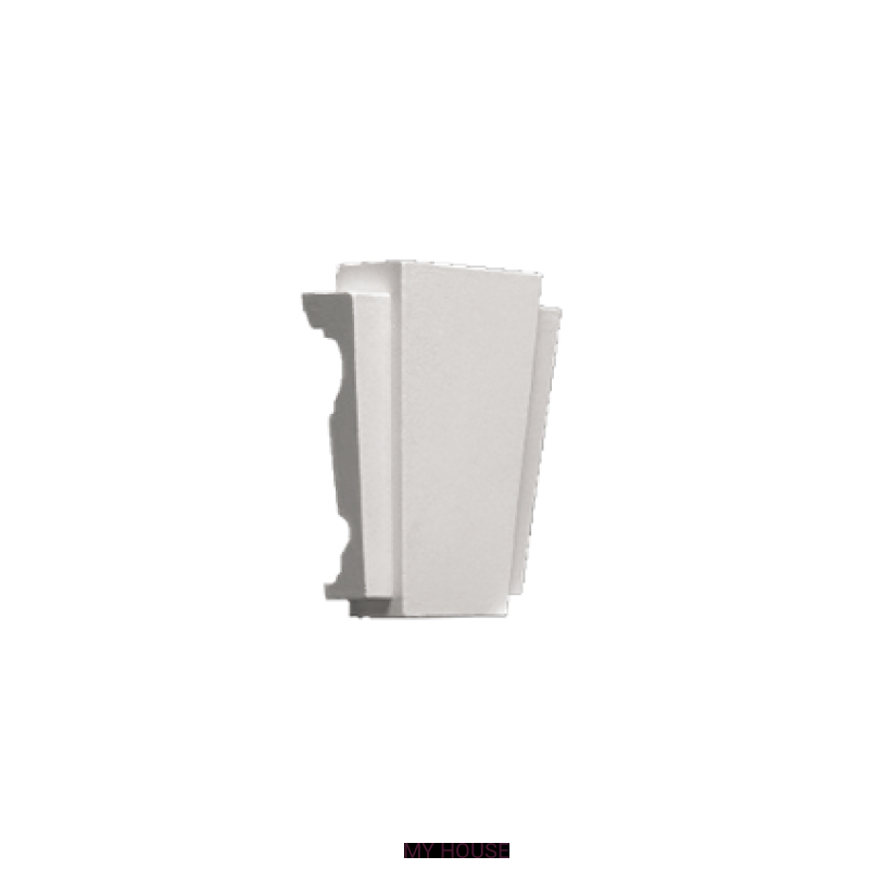 Лепнина обрамление арок 1.55.005 производства ЕВРОПЛАСТ