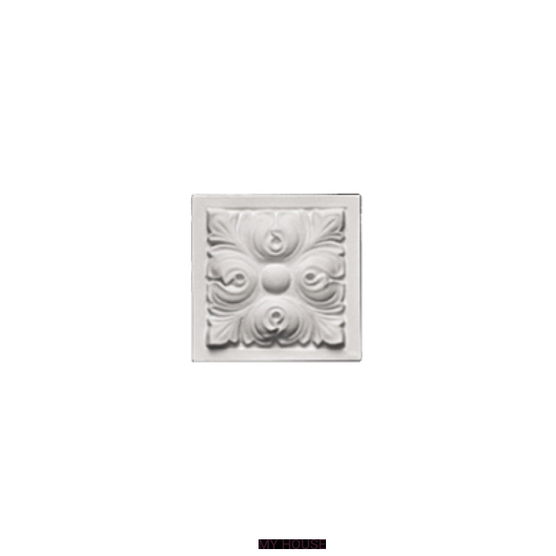 Лепнина обрамление дверей 1.54.002 производства ЕВРОПЛАСТ