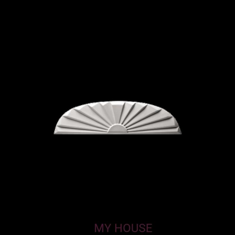Лепнина обрамление дверей 1.54.011 производства ЕВРОПЛАСТ