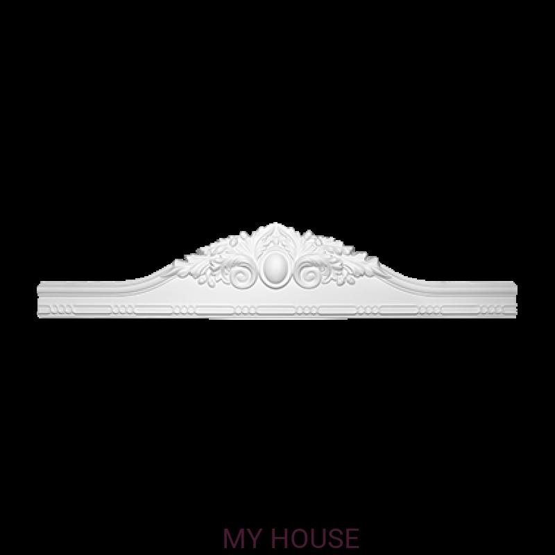 Лепнина обрамление дверей 1-54-016 производства ЕВРОПЛАСТ
