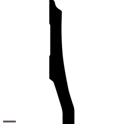Лепнина плинтусы 1.53.104.f производства ЕВРОПЛАСТ