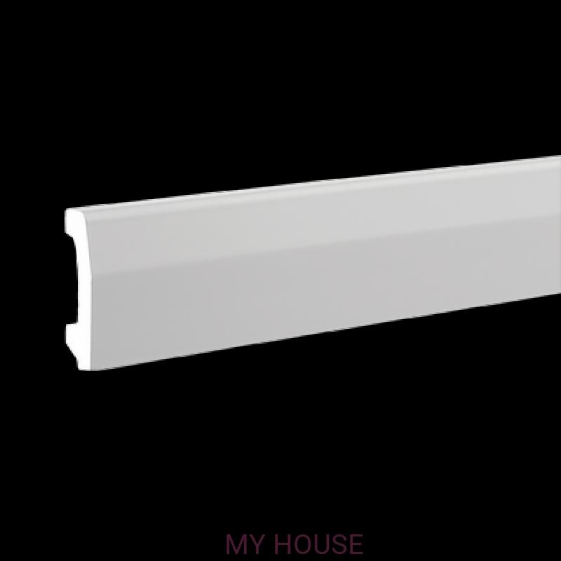 Лепнина плинтусы 1.53.106.f производства ЕВРОПЛАСТ