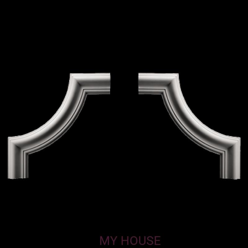 Лепнина угловые элементы 1.52.301 производства ЕВРОПЛАСТ