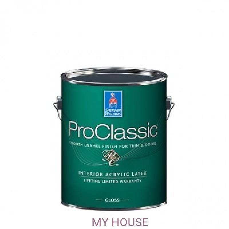 Эмали для дерева и лепнины / Краски по металлу  ProClassic Interior Satin кварта (0,95л)