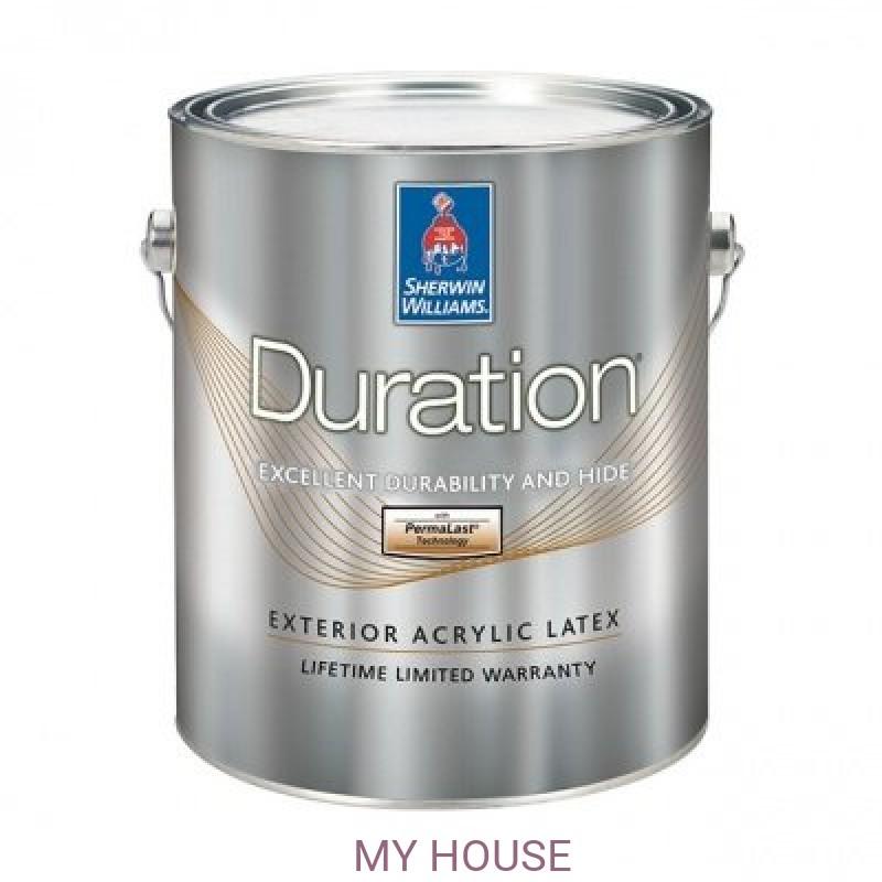 Фасадная краска  Duration Exterior Flat галлон (3,8л)