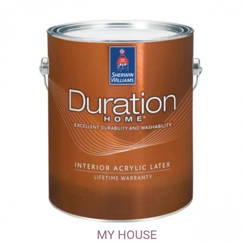 Интерьерная краска  Duration Home Matte галлон (3,8л)