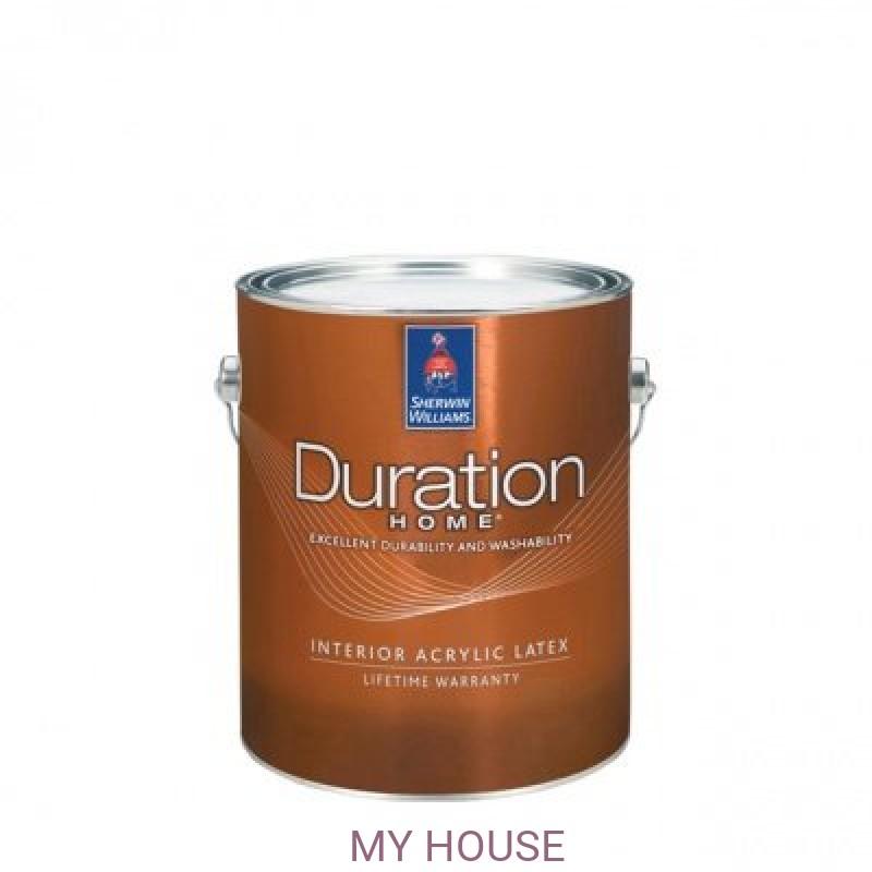 Интерьерная краска  Duration Home Matte кварта (0,95 л)