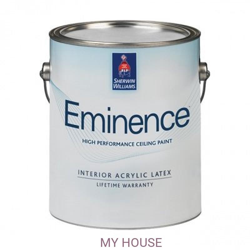 Интерьерная краска  Eminence Ceiling white галлон (3,8л)