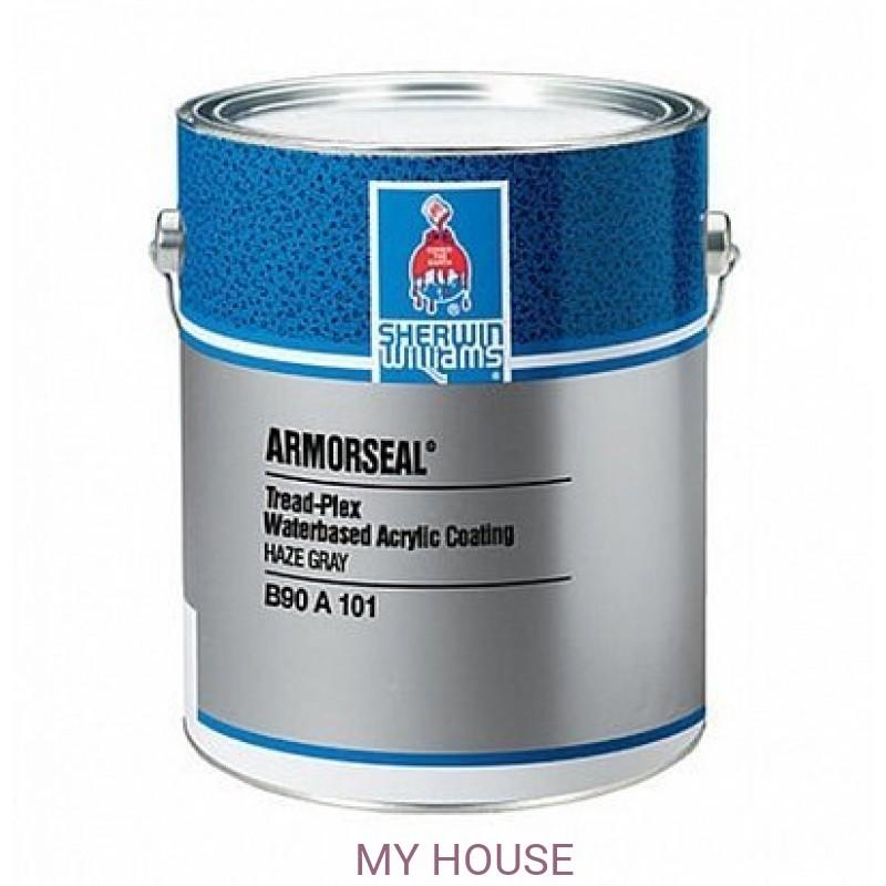 Краски для пола (бетон, камень)  ArmorSeal краска для пола галлон