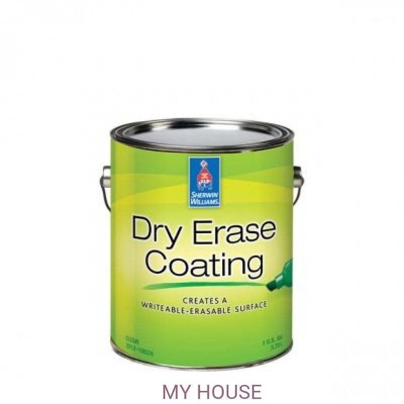 Краски с эффектом школьной доски  Dry Erase кварта (0,95л)