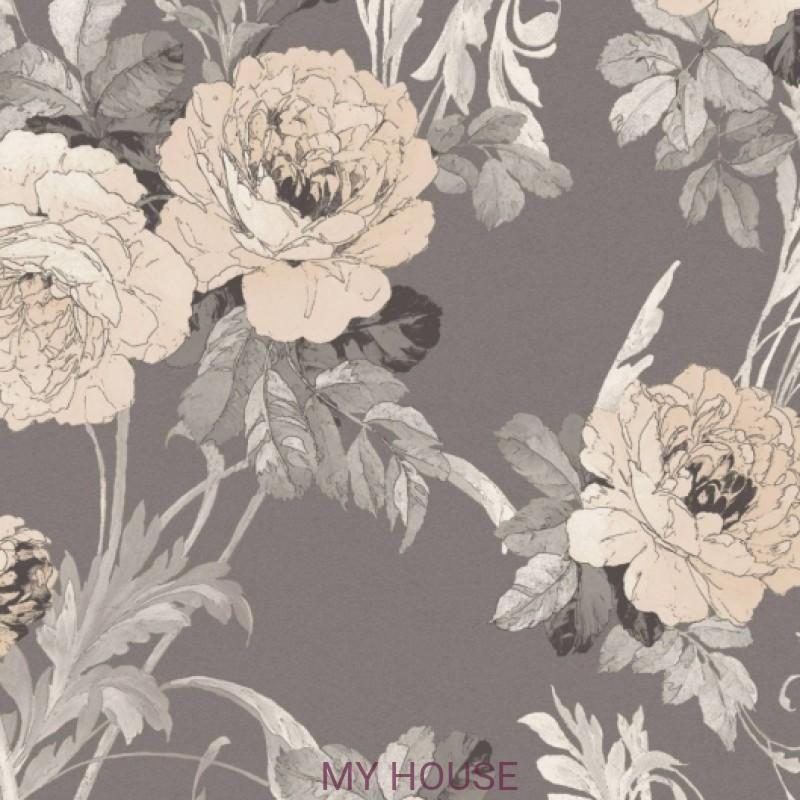 Обои Roses (Loymina)  Amber Wood