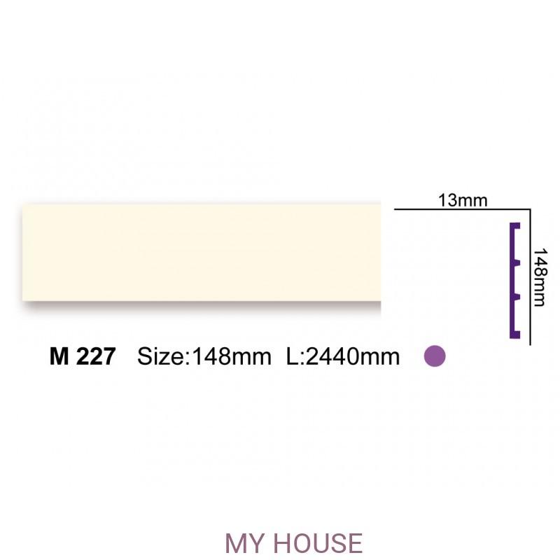 Лепнина Молдинги M 227 производства Harmony