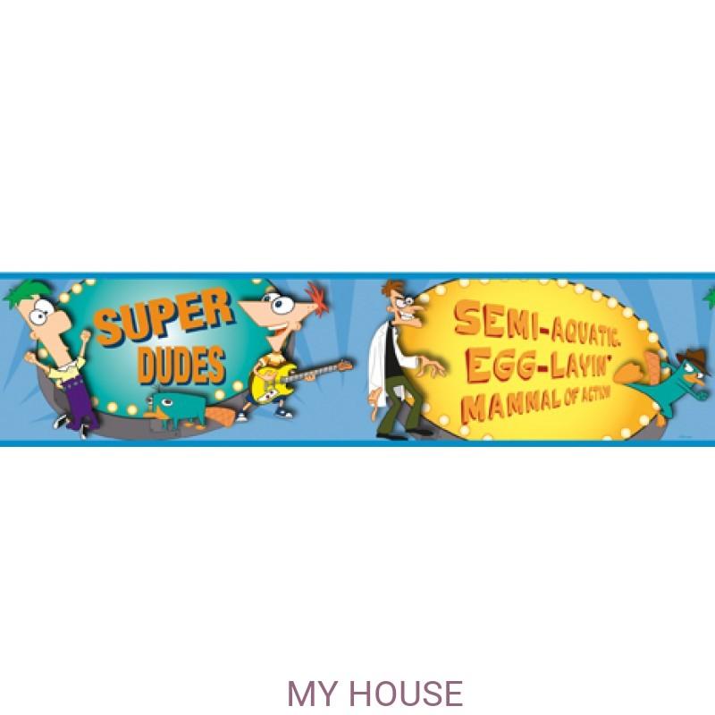 Обои Наклейки Disney RMK1532BCSDK