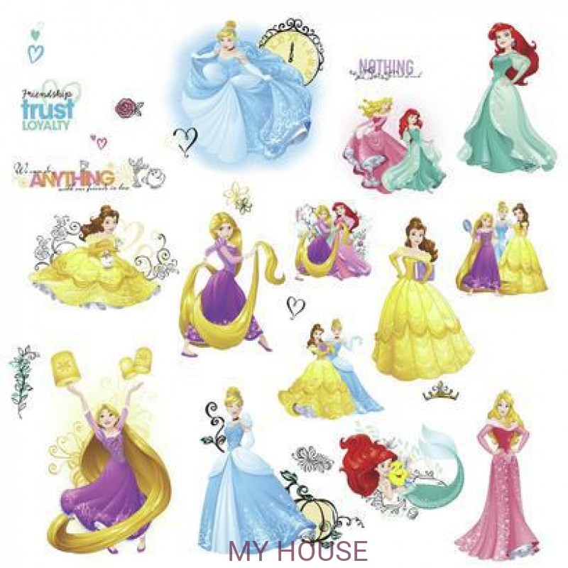 Обои Наклейки Disney RMK3181SCS York Collections