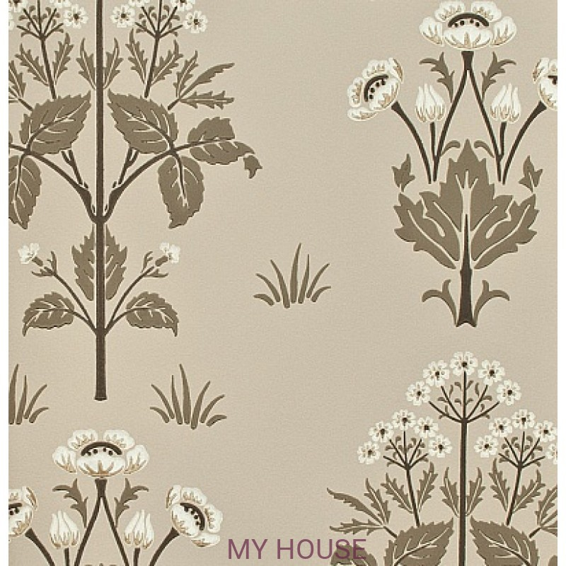 Обои Morris Archive Wallpapers 210351 Meadow Sweet Morris&Co