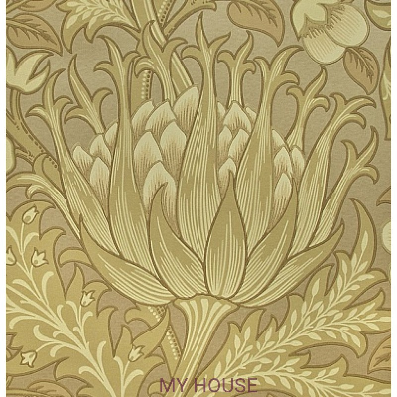 Обои Morris Archive Wallpapers 210354 Artichoke Morris&Co