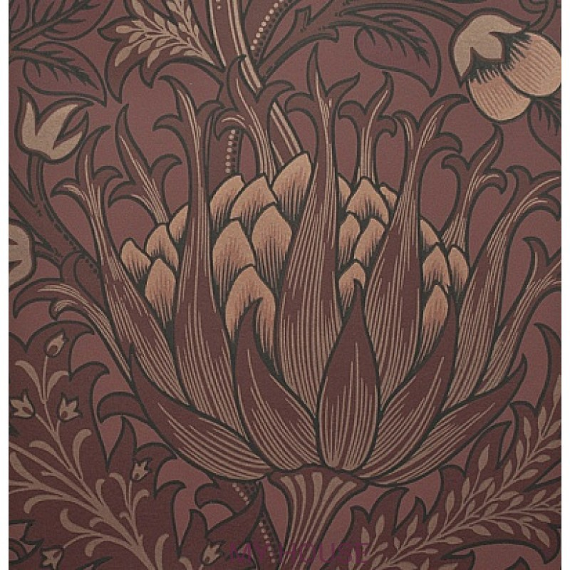 Обои Morris Archive Wallpapers 210355 Artichoke Morris&Co