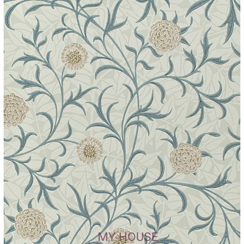 Обои Morris Archive Wallpapers 210362 Scroll Morris&Co