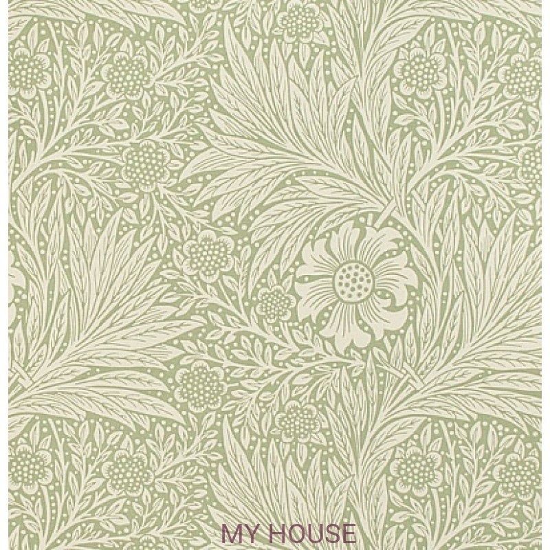Обои Morris Archive Wallpapers 210369 Marigold Morris&Co