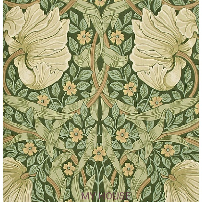 Обои Morris Archive Wallpapers 210389 Pimpernel Morris&Co