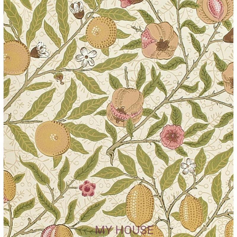 Обои Morris Archive Wallpapers 210395 Fruit Morris&Co