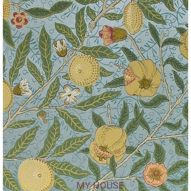 Обои Morris Archive Wallpapers 210396 Fruit Morris&Co