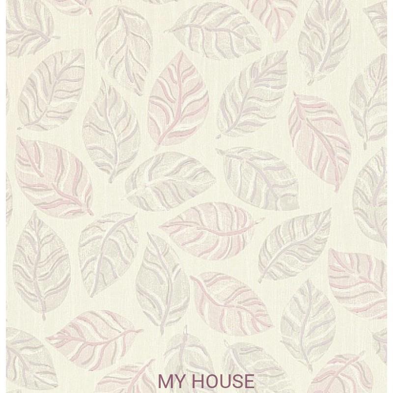Обои Bloomsbury 211085 Woodlands Pink/Lilac Sanderson