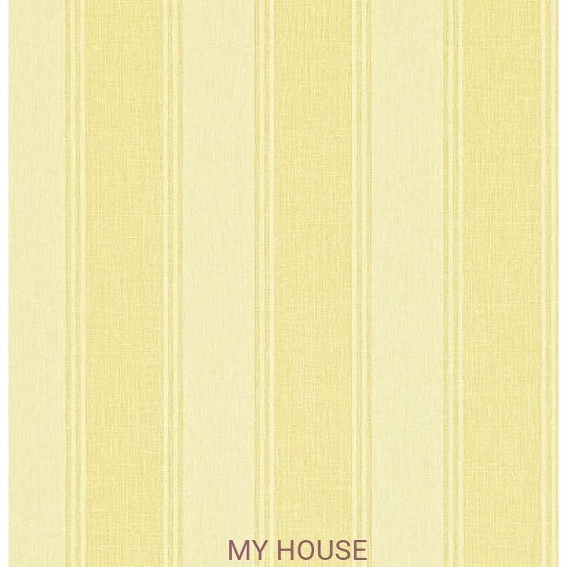 Обои Maycott 211976 Addison Stripe - Wheat/Gold Sanderson