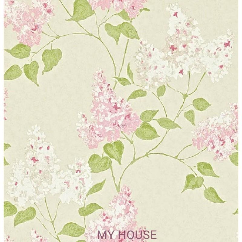 Обои Maycott 211985 Lilacs - Pink/Stone Sanderson