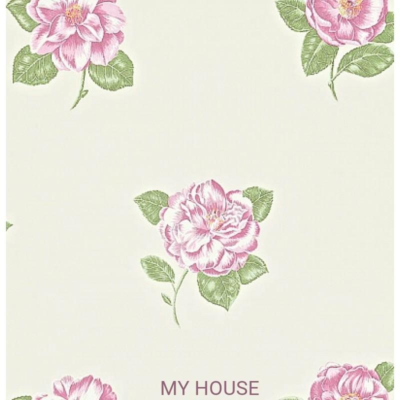 Обои Maycott 211987 Lamorna - Ivory/Pink Sanderson