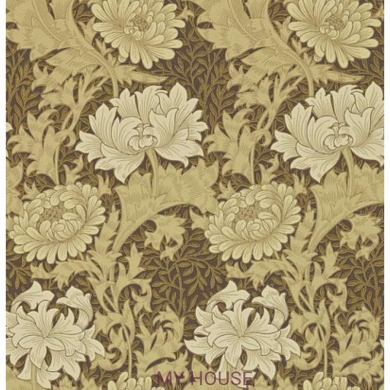 Обои Morris Archive II 212547 Chrysanthemum Bullrush Morris&