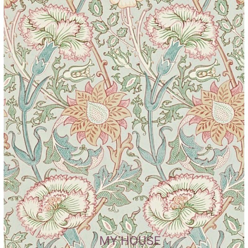 Обои Morris Archive II 212568 Pink & Rose Eggshell/Rose Morris&a