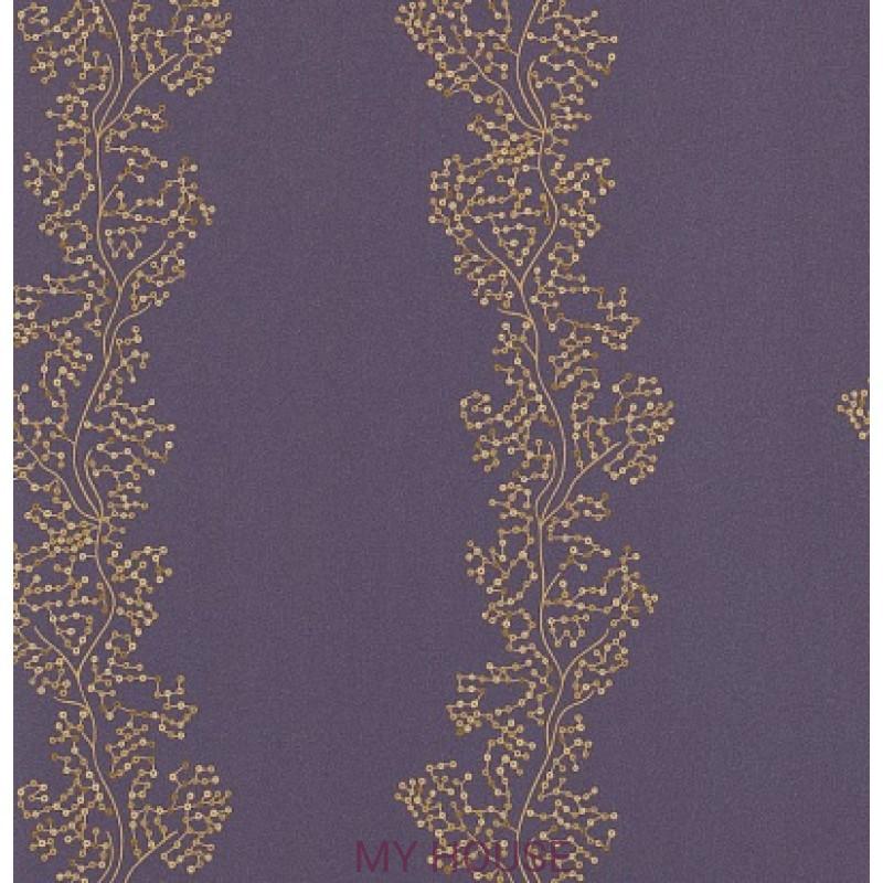 Обои Aegean 213037 Sparkle Coral Purple Sanderson