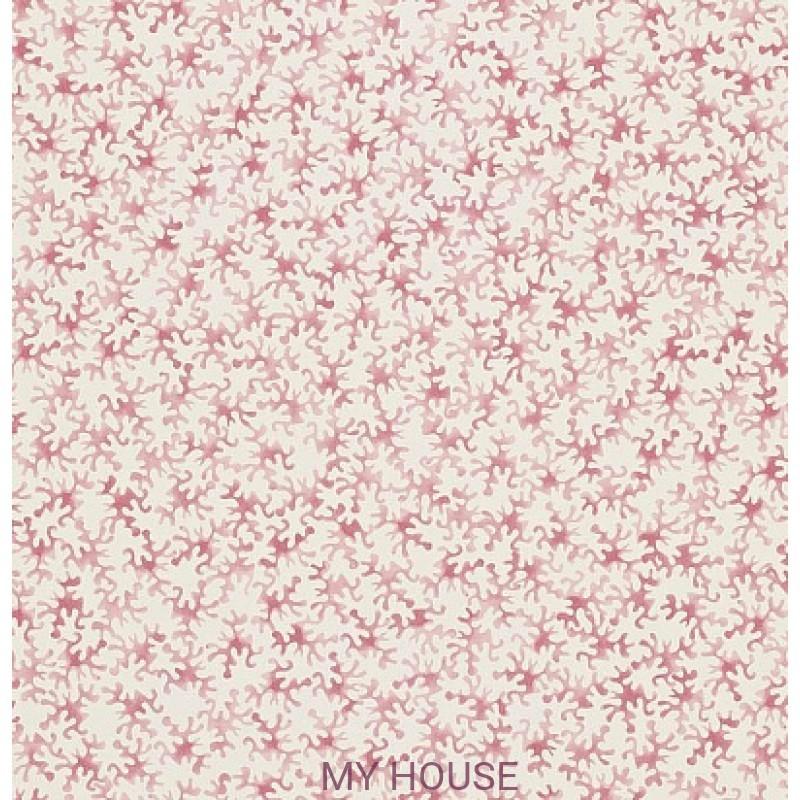 Обои Emma Bridgewater 213628 Coral Rose Pink Sanderson