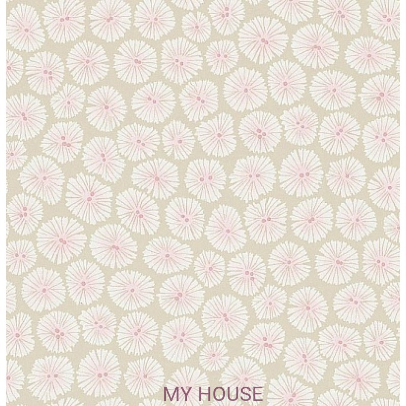 Обои Chika 213709 Wind Flowers Rose Sanderson
