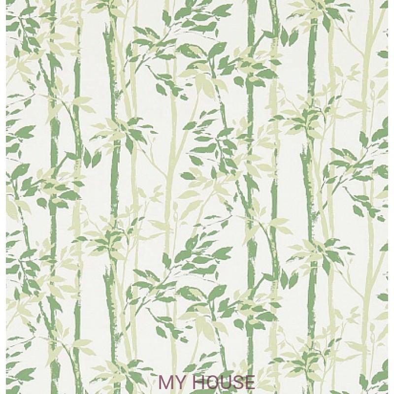 Обои Vintage 2 214575 Beechgrove Green/Ivory Sanderson