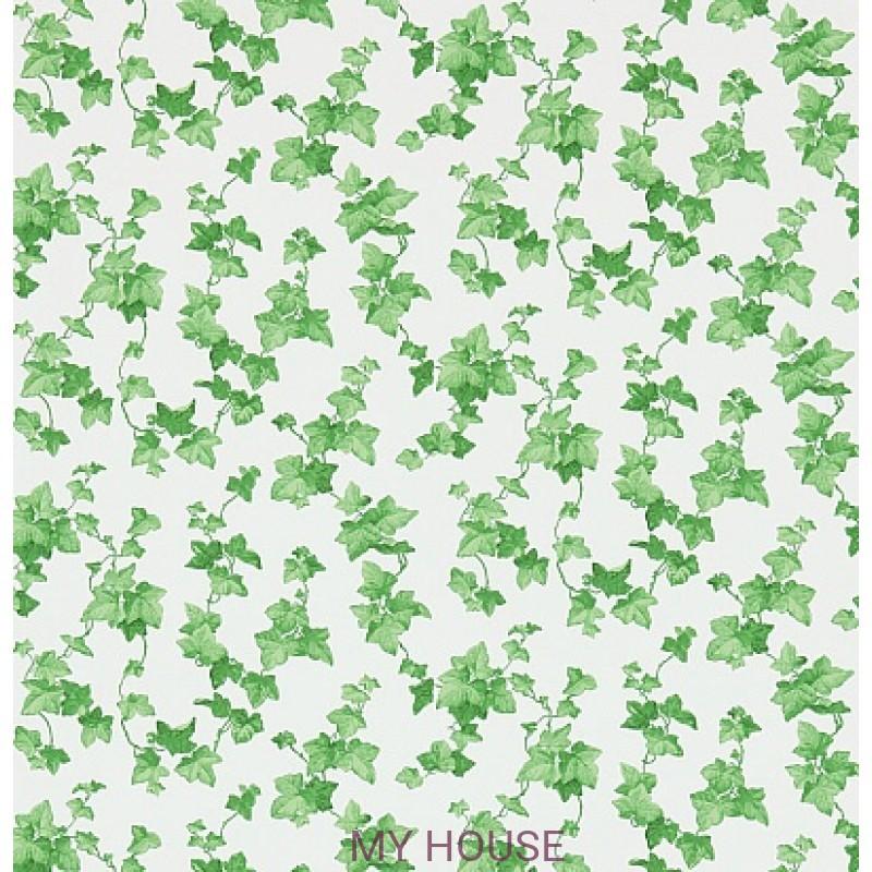 Обои Vintage 2 214593 Hedera Green Sanderson