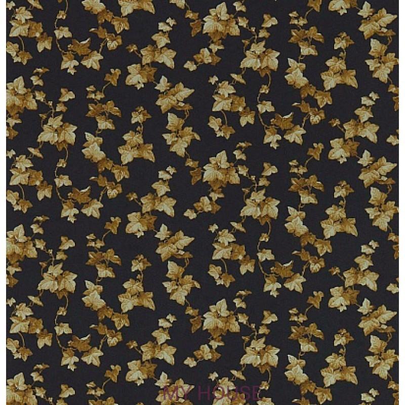 Обои Vintage 2 214596 Hedera Ebony/Copper Sanderson