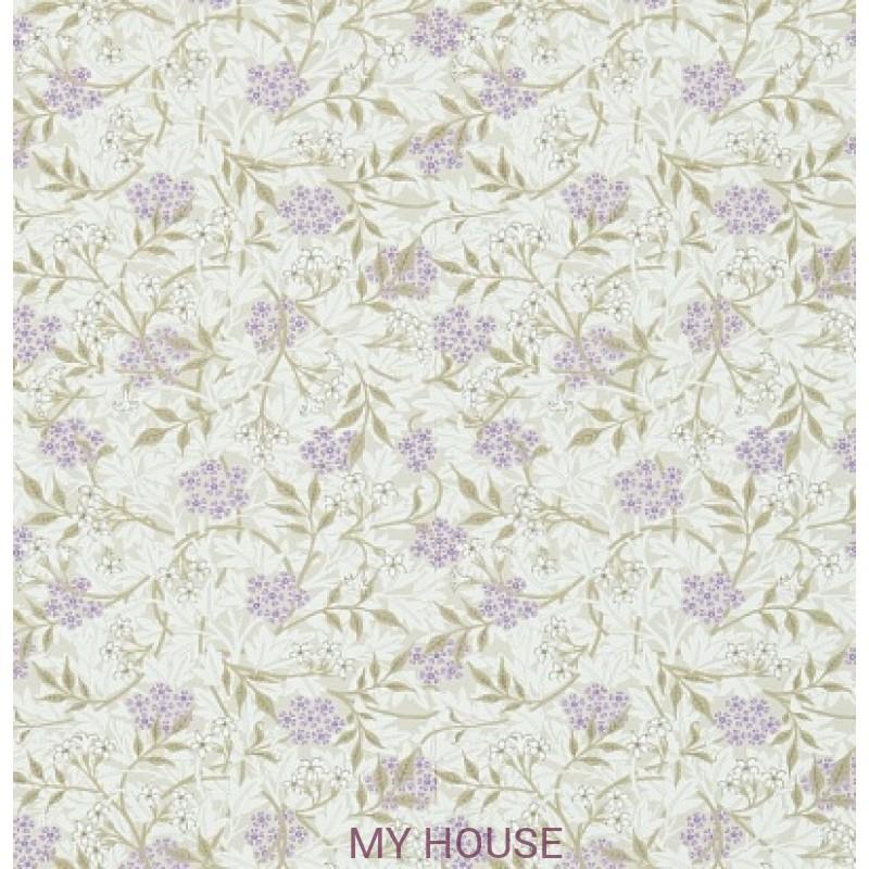 Обои Обои 214723 Jasmine Lilac/Olive Morris&Co