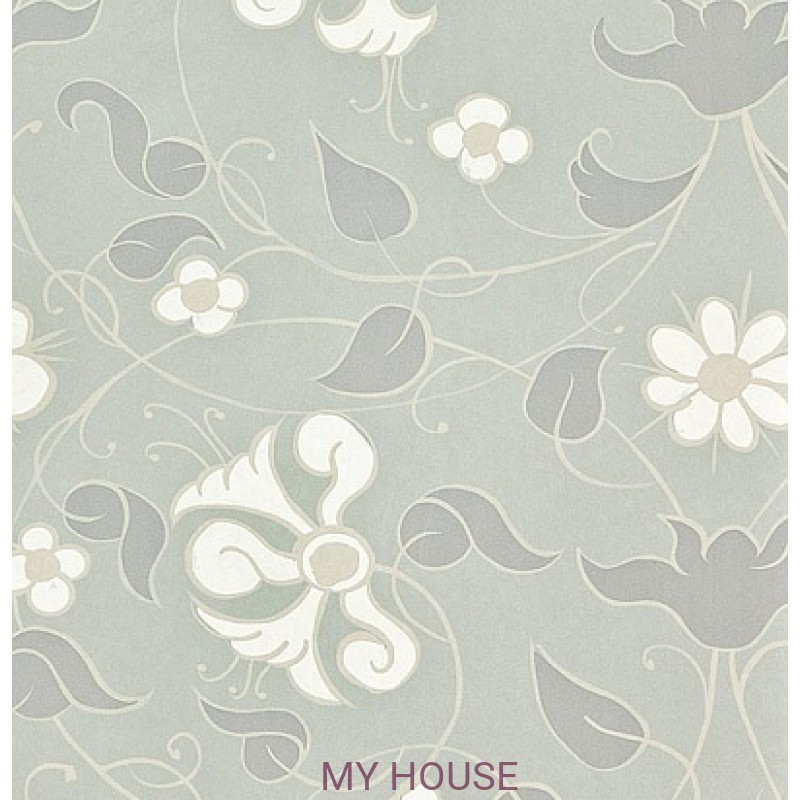 Обои Arden 310441 Mille Fleurs Norsk Blue Zoffany