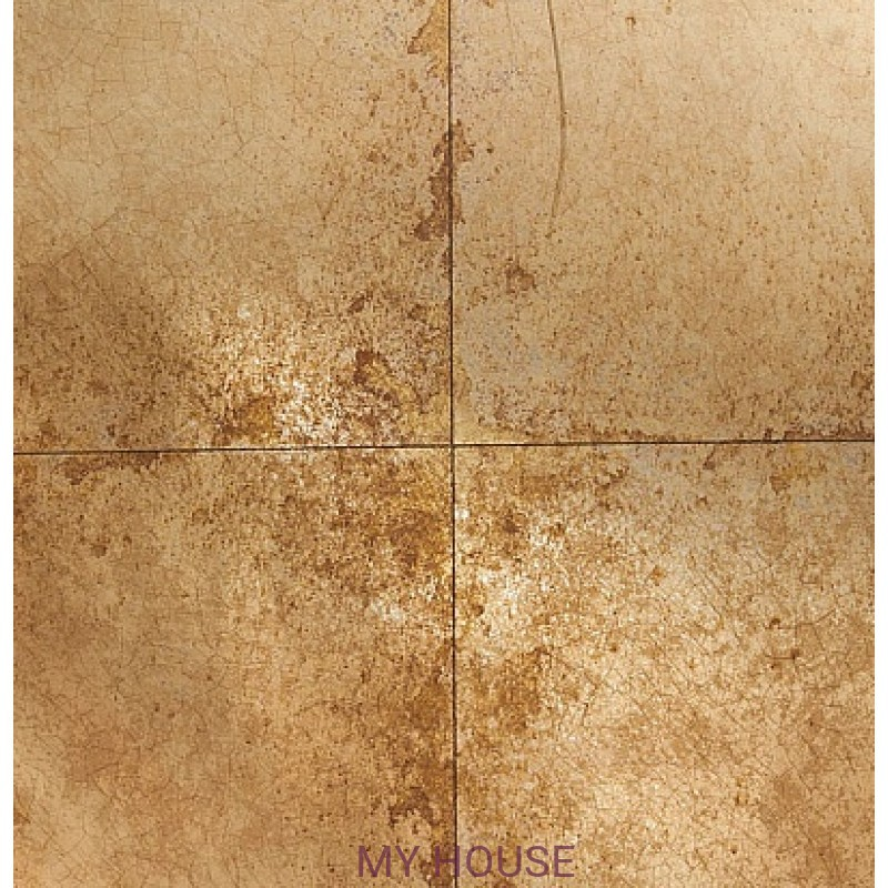 Обои Quartz 310985 Lustre Tile Bronze Zoffany