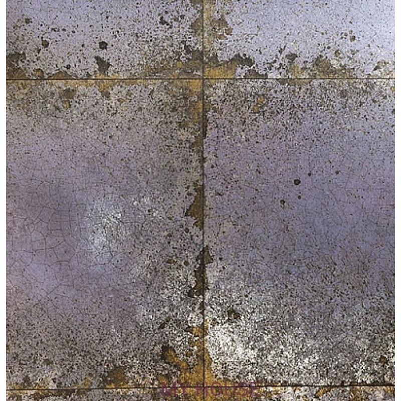 Обои Quartz 310986 Lustre Tile Sapphire Zoffany