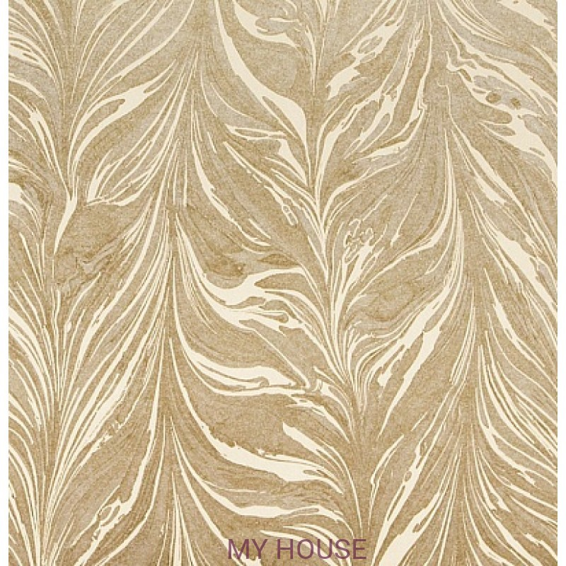 Обои Quartz 311007 Ebru Old Gold Zoffany
